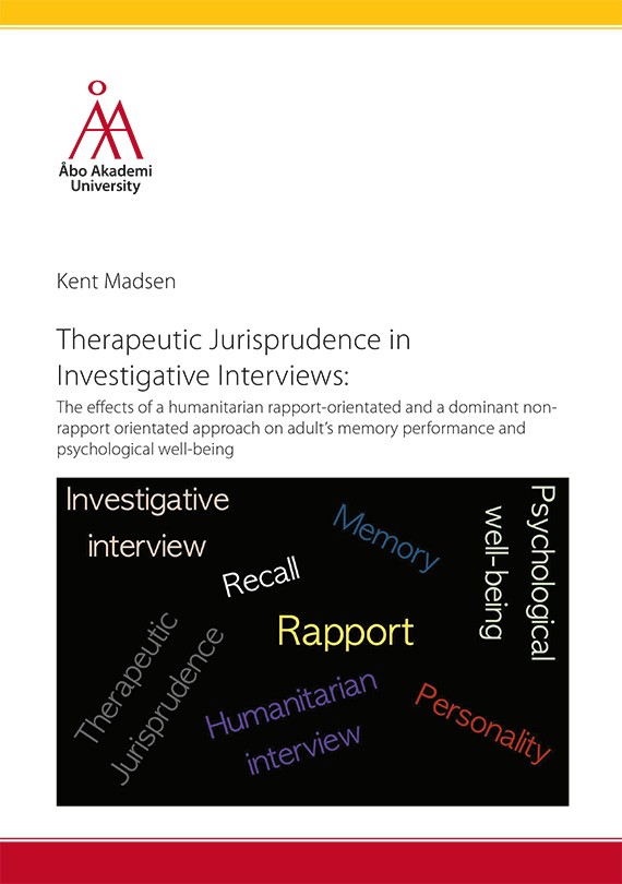 Therapeutic Jurisprudence in Investigative Interviews.